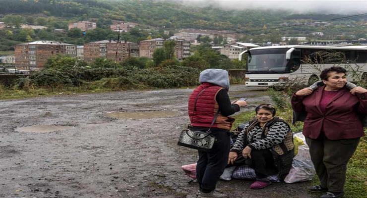 Азербайджан нарушил соглашение о перемирии