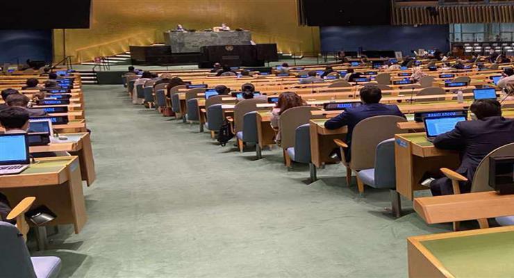 ООН закликає до припинення вогню
