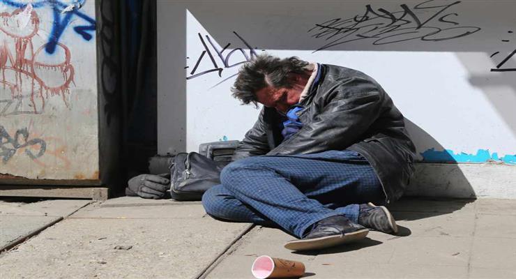 в Фінляндії скорочується кількість бездомних