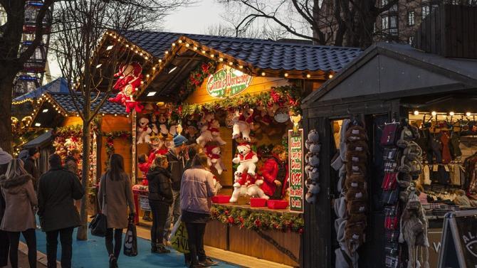 скасований різдвяний базар в Страсбурзі