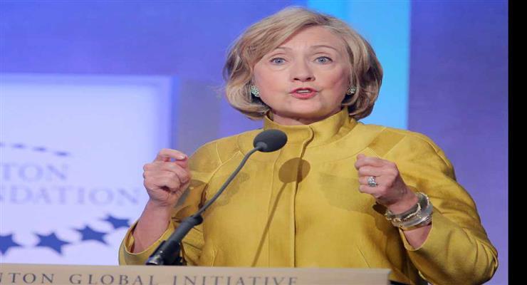 Хиллари Клинтон поддержала женщин Беларуси