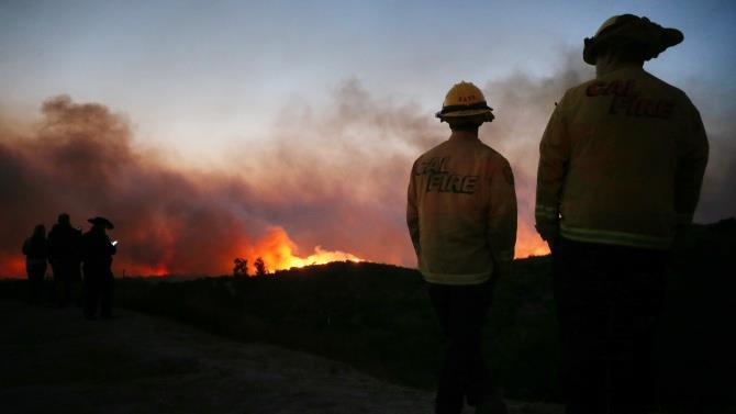 пожежа в Каліфорнії