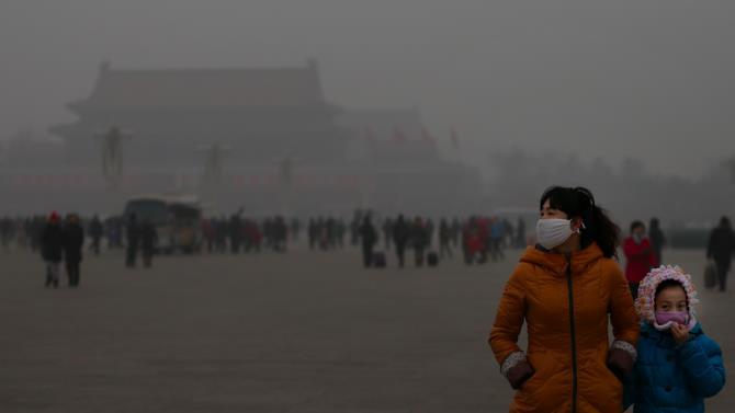 вплив забруднення повітря на смертність