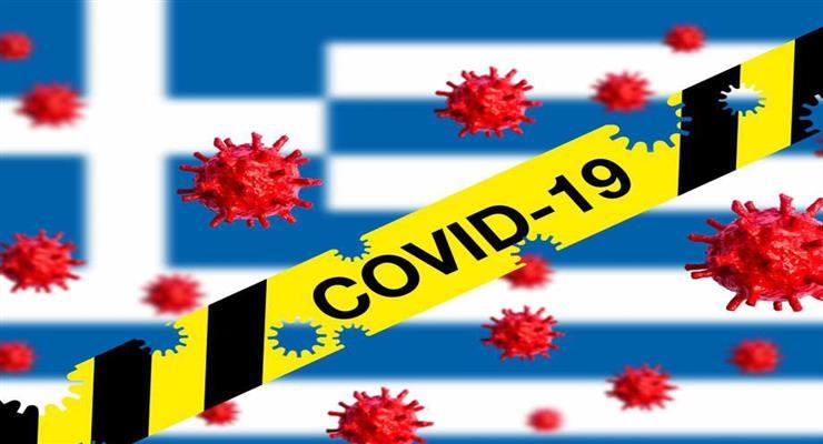 в Греції введені перевірки дотримання обмежувальних заходів