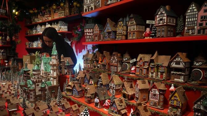 в Вене пройдут рождественские базары