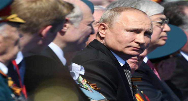 Путін запропонував частину земель передати Азербайджану