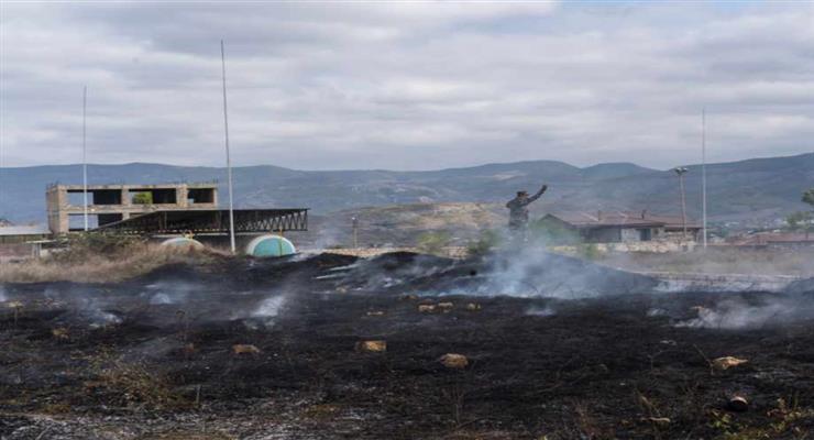 ПВО Армении сильно пострадала