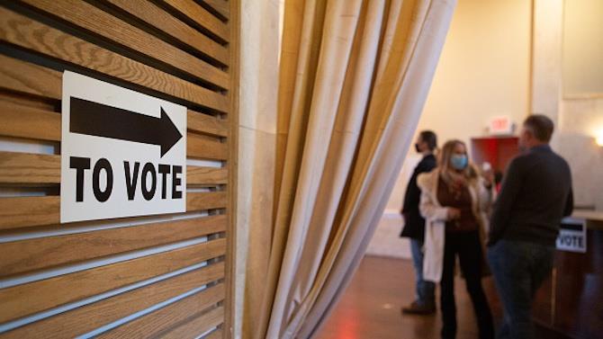 опозиція не визнає результати виборів