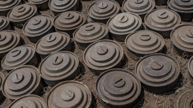 міни - одна з запобіжних заходів