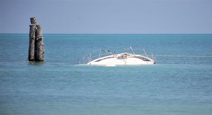 корабельна аварія під Анталією
