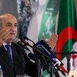 Президент Алжиру лікується від COVID-19