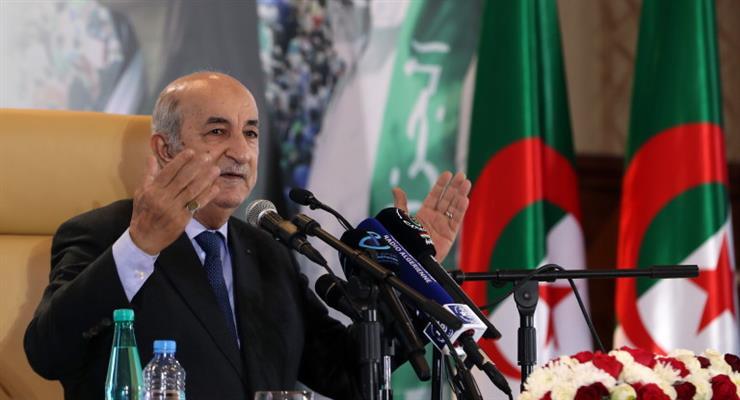 президент Алжиру лікується в Німеччині