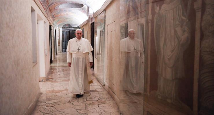 Папа Франциск молиться за жертв теракту