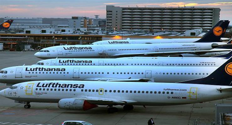 авіакомпанія Lufthansa повідомила про збитки в розмірі 2 мільярдів євро