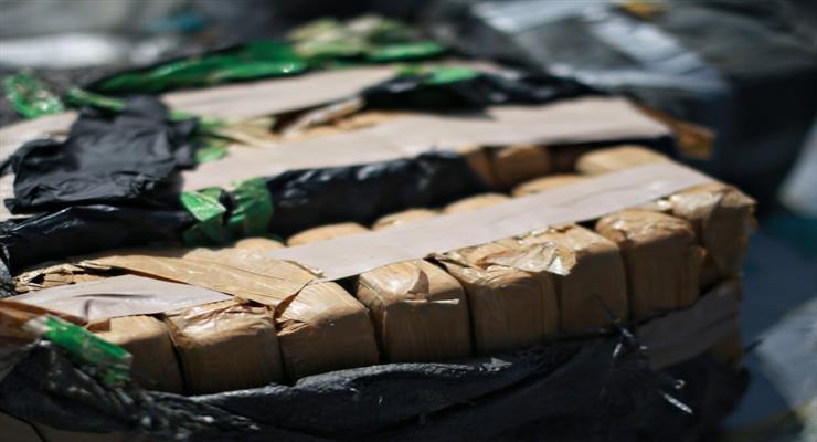 поліція Бельгії вилучила 11,5 тонн чистого кокаїну