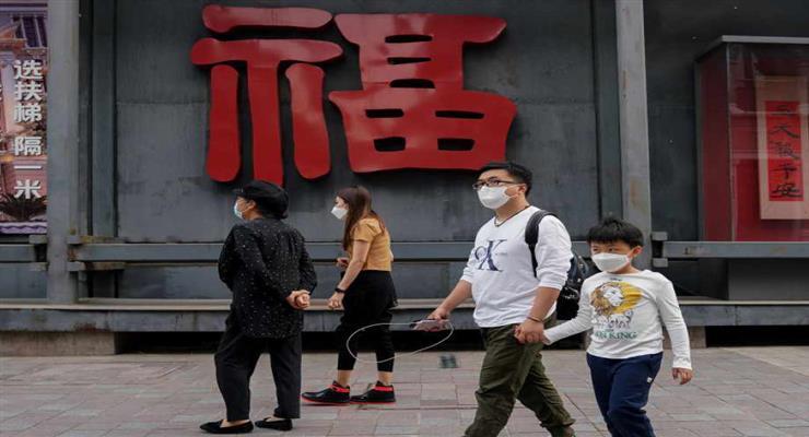 Китай закрив кордон з Росією