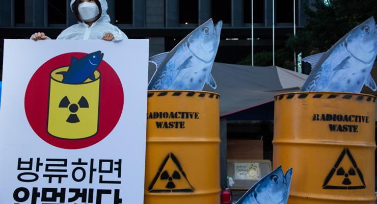 акція протесту в Сеулі