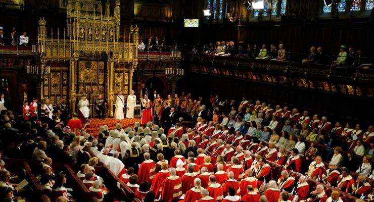 палата лордів відхилила законопроект