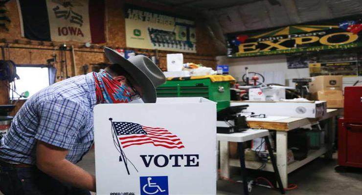 федеральній прокуратурі було наказано розслідувати передбачувані порушення на виборах
