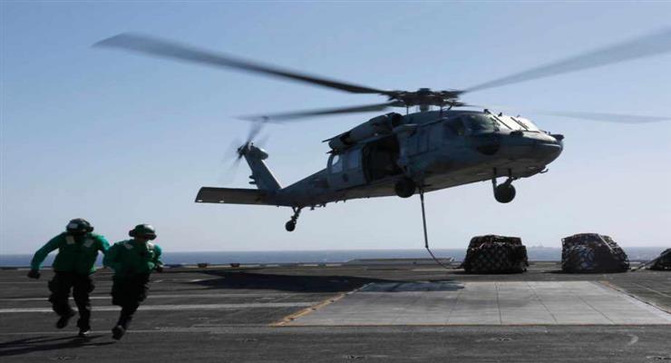 зіткнення двох вертольотів в Афганістані