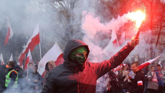 заворушення в Польщі
