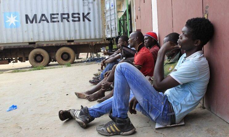 безробіття в ПАР