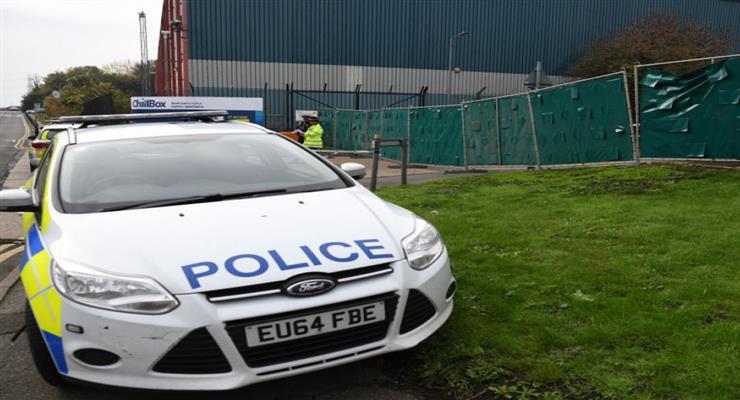 злочинець в Лондоні заарештований