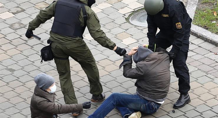 помощь жертвам протестов