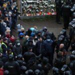 Під час акцій протесту в Білорусі затримано понад 1100 осіб