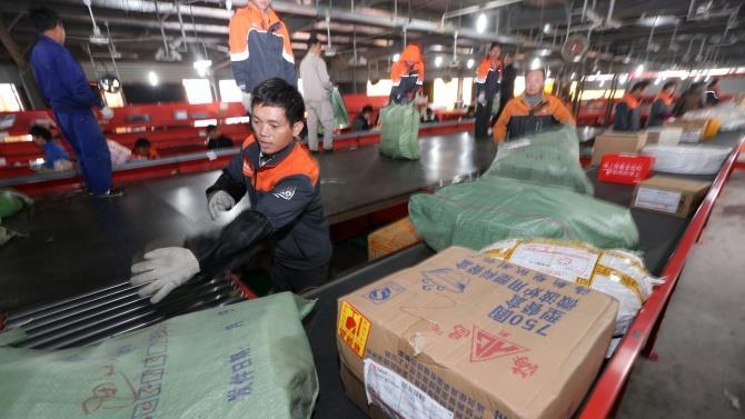 Китай відновлюється після рецесії