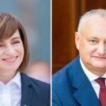 Проєвропейський кандидат Майя Санду перемогла на виборах президента Молдови