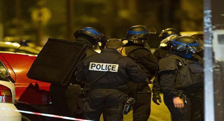 поліція ліквідувала табір нелегалів