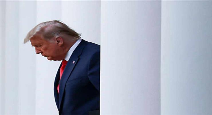 Трамп поки залишається в Білому домі