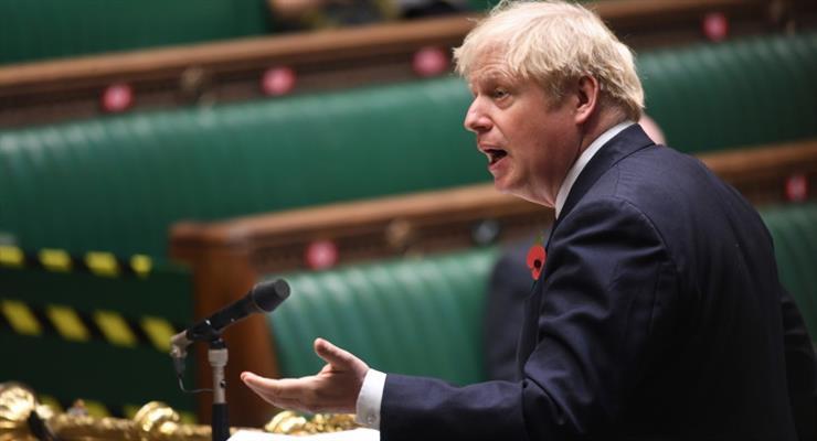 Джонсон хоче повернути велич Королівському флоту