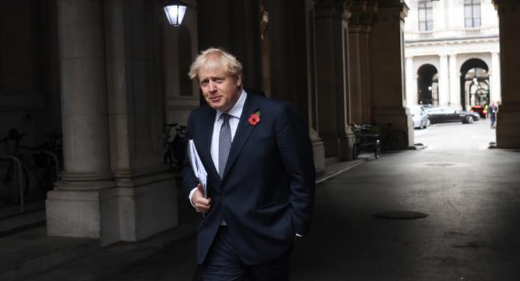 Джонсон сообщил о новых инвестициях в оборону страны