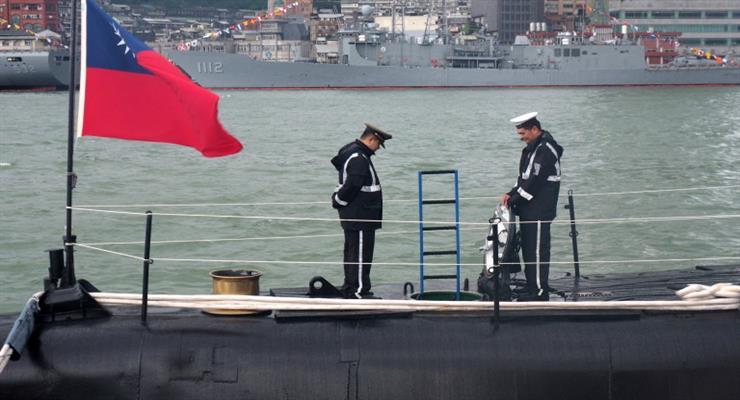 айвань збирається створити власний підводний човен