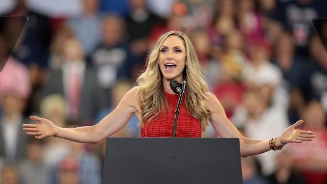 невістка Трампа - одна з кандидат від республіканців