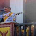Короля Таиланда могут выслать из Германии