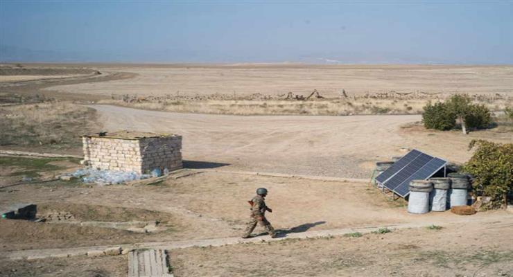 азербайджанці проти сирійських найманців