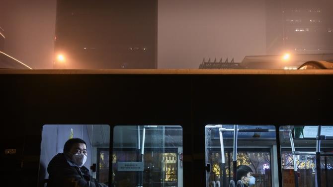 Китай усиливает меры предосторожности в приграничном городе