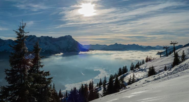 Меркель закликає закрити гірськолижні курорти