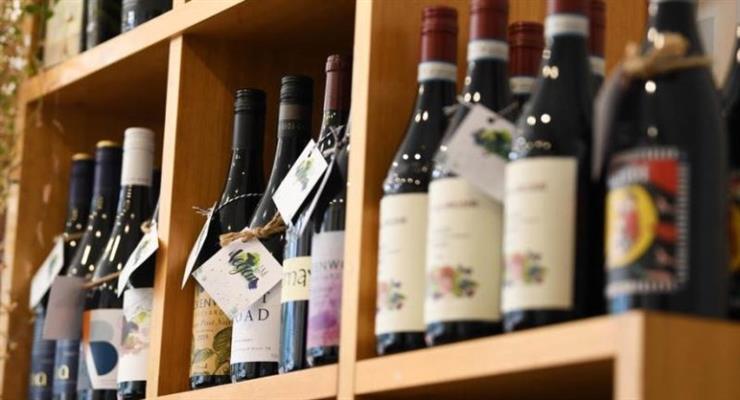 Китай введет пошлины на импорт вина из Австралии
