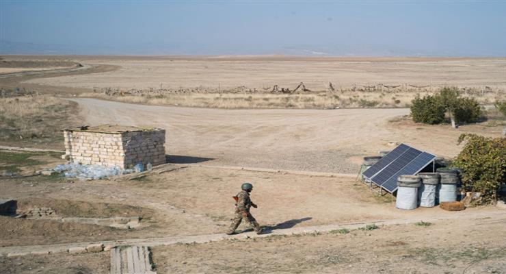 Азербайджан планує побудувати автомобільну дорогу до кордону з Вірменією на території Карабаху