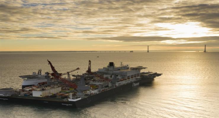 новые санкции в отношении газопровода Nord Stream-2