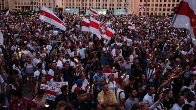 акція протесту «Марш сусідів»