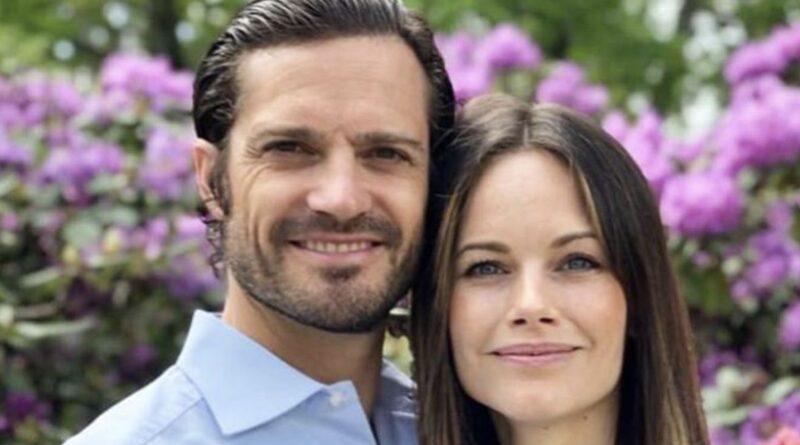 шведский принц Карл Филип и его жена заболели коронавирусом