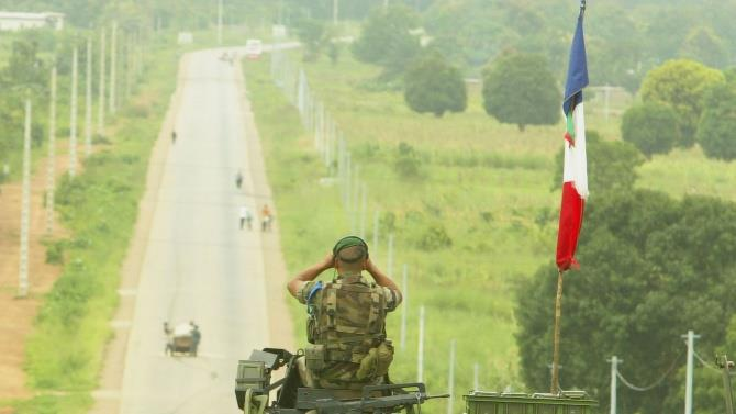 напад на французькі бази