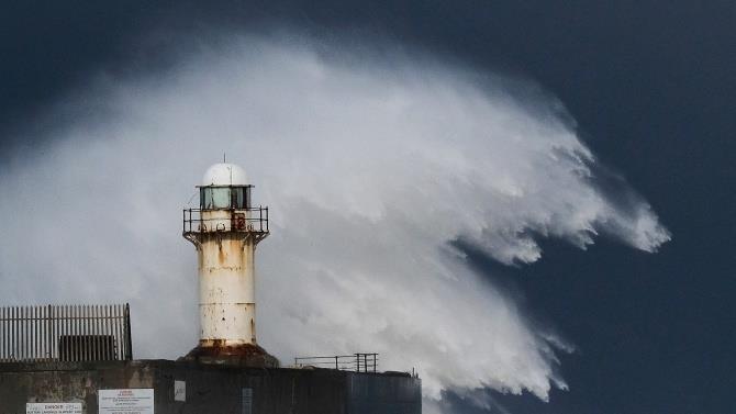 сильний шторм обрушився на Сідней
