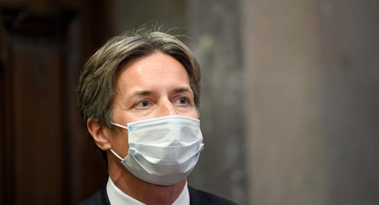 суд в Вене приговорил бывшего министра финансов Австрии к восьми годам тюремного заключения