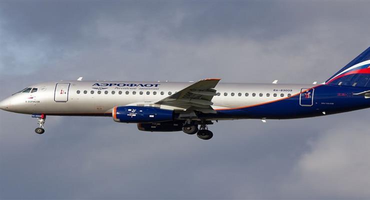 літак Аерофлоту перевірили на наявність вибухівки